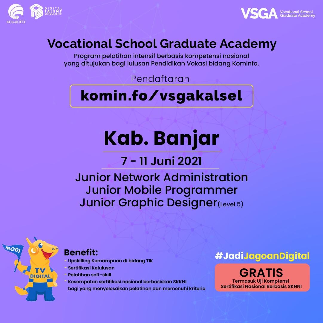 Vacational School Graduate Academy